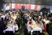 L'assemblée d'investiture du PCS a attiré 900 personnes.... (Photo Le Quotidien, Jeannot Lévesque) - image 1.0