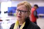 La directrice générale de la Maison AuDiapason, Lucie... (Catherine Trudeau, La Voix de l'Est) - image 1.1