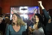 Avant l'annonce des résultats, on pouvait entendre une... (Photo Robert Skinner, La Presse) - image 1.0