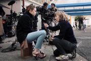 La réalisatrice Hélène Angel dirige Sara Forestier dans... (Photo fournie par AZ Films) - image 2.0