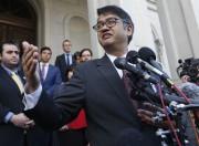 Pour l'avocat de l'ACLU, Omar Jadwat,les préjugés antimusulmans... (AP) - image 2.0