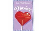 Le troisièmeroman deSarah-Maude Beauchesne,qui porte le titreMaxime, sortirapour... (La Voix de l'Est) - image 1.0