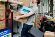 Si plusieurs achètent des boîtes en carton pour... (Photo Alain Roberge, Archives La Presse) - image 3.0