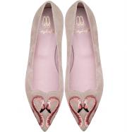Ballerines Ella swans hearth de Pretty Ballerinas (279... (Photo fournie par Pretty Ballerinas) - image 9.1