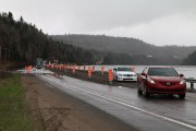 Le rehaussement d'une section de la route 155... (Audrey Tremblay, Le Nouvelliste) - image 3.0