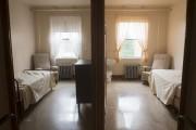 Les chambres du centre d'hébergement, situé dans l'ancienne... (Stéphane Lessard) - image 1.0