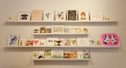 Au rayon de la papeterie, des illustrations d'artistes... (Le Soleil, Erick Labbé) - image 2.0