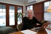 L'auteure Anne Boyer... (Julie Catudal, archives La Voix de l'Est) - image 1.0