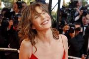 Jane Birkin à Cannes en 2002... (Archives AFP, Olivier Laban-Mattei) - image 3.0