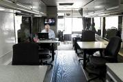 Jean Couture est le chef d'équipe de l'enquête.... (Photo Le Quotidien, Rocket Lavoie) - image 1.0