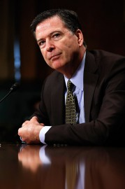 L'ancien directeur du FBI James Comey... (PHOTO Carolyn Kaster, ARCHIVES ASSOCIATED PRESS) - image 3.0