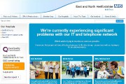East and North Hertfordshire NHS Trust a publié... (PHOTO AP/PA) - image 1.0