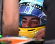 Fernando Alonso, juste avant de s'élancer en piste... - image 3.0