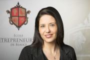 Jessica Grenier de l'École d'entrepreneurship de Beauce.... - image 1.0