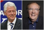 Bill Clinton et James Patterson... (Archives AP) - image 3.0
