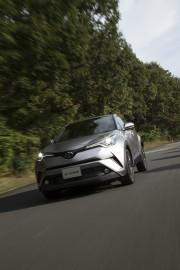 Comme la Kia Soul ou encore la Nissan Juke, le Toyota C-HR n'est pas du genre à... - image 5.0