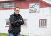 Producteur laitier, Jacques Roy a mis sur pied... (Le Soleil, Yan Doublet) - image 2.0