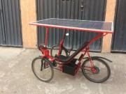 La version à trois roues du Solar-E-Cycle... (Photo fournie par Roger Christen) - image 1.0