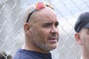 L'entraîneur des Voyageurs, Martin Pouliot.... (Photo Le Quotidien, Michel Tremblay) - image 1.0