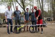 De toutes nouvelles zones pour le vélo trial... (Julie Catudal) - image 1.0