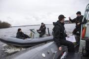 Des marins d'un peu partout au Québec, dont... (Olivier Croteau) - image 1.0
