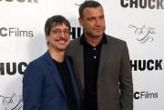 Philippe Falardeau et Liev Schreiber à la première... (Photo Reuters) - image 2.0