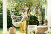 Une chaise hamac tirée du site de décoration... (PHOTO FOURNIE PAR WAYFAIR.CA) - image 3.0