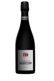 Jacquesson Cuvée 739 Champagne Extra Brut, 70,75$ (13116643)... (PHOTO FOURNIE PAR LA SAQ) - image 4.0