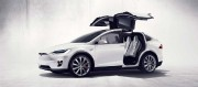 Le Tesla Model X... (Photo fournie par le constructeur) - image 1.0