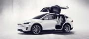 Le Tesla ModelX... (Photo fournie par le constructeur) - image 1.0