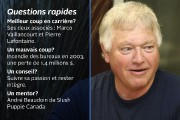 Alain Raymond... (Patrick Woodbury, Le Droit) - image 3.0