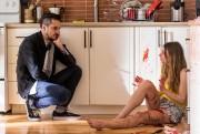 Sébastien Diaz dirige Marilyn Castonguay dans l'épisode Le... (Photo fournie par ICI Radio-Canada) - image 2.0