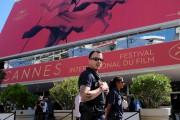 Une sécurité renforcée à Cannes : partout, d'immenses... (AFP, Alberto Pizzoli) - image 5.0