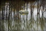 Les inondations de la rivière Richelieu, en2011... (Photo Bernard Brault, Archives La Presse) - image 1.1