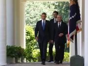 Le 21 juin 2013 à la Maison-Blanche, Barack... (Photo archives AFP) - image 2.0