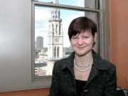Marie J. Bouchard est responsable du MBA en... (PHOTO MICHEL GIROUX, FOURNIE PAR L'UQAM) - image 1.0