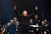Yannick Nézet-Séguin et l'Orchestre Métropolitain... (PHOTO BERNARD BRAULT, LA PRESSE) - image 3.0