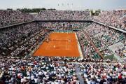 Le Stade Philippe Chatrier à Roland-Garros, avec son... (Photo fournie par la Fédération française du tennis) - image 3.0