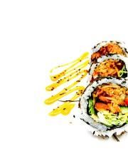 Maki au bacon de saumon fumé... (fournie par Sushi X) - image 6.0