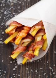 Le 3juin, les amateurs de bacon ont... (fournie par le Québec Bacon Fest) - image 10.0