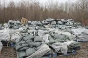 Plus de 16000 sacs de sable ont été... (Le Quotidien, Isabelle Tremblay) - image 1.0