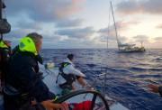 À plus de 500kilomètres au sud des Bermudes,... (Photo Tristan Péloquin, La Presse) - image 1.0