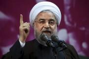 Le président sortant, Hassan Rohani... (Archives AP, Vahid Salemi) - image 2.0