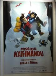 L'affiche du film d'animation Mission Kathmandu: the Adventures... (fournie par Nancy Florence Savard) - image 1.0