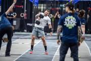 Mathew Fraser a offert une solide performance vendrediet... (Photo fournie par CrossFit Inc.) - image 1.0