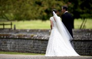 Pippa Middleton et le gestionnaire de fonds spéculatif... (Justin Tallis/Pool Photo via AP) - image 5.0