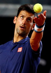 Novak Djokovic... (Photo Stefano Rellandini, REUTERS) - image 1.0