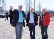 Le maire de Métabetchouan-Lac-à-la-Croix, Lawrence Potvin, a pu... (Photo Le Quotidien, René Bouchard) - image 2.0
