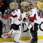 Craig Anderson et Mike Condon... (Archives, Associated Press) - image 2.0