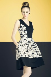 Robe Entrechats (179 $) de Sonia P.... (Eve Leclerc/Icône Agence Photo) - image 3.0